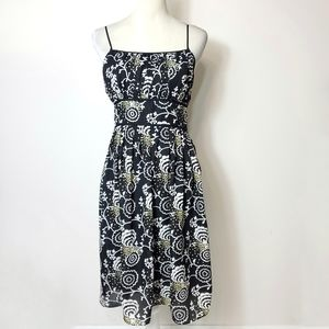 Petite Sophisticate sleeveless dress size 4P